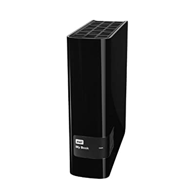Western Digital My Book Desktop externe Festplatte - USB 3.0 - WDBFJK0020HBK-EESN