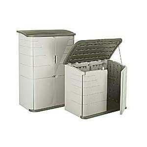 Amazon.com: RUBBERMAID Indoor/Outdoor Storage Sheds (YA