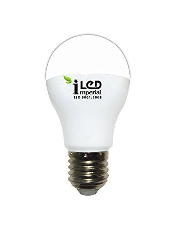 Imperial 9W-WW-E27-3627 Metal LED Bulb (Warm White)