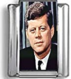 John Fitzgerald Kennedy Photo Italian Charm