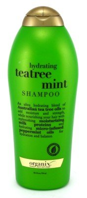 Organix Shampoo Tea Tree Mint 750 ml (Shampoo)