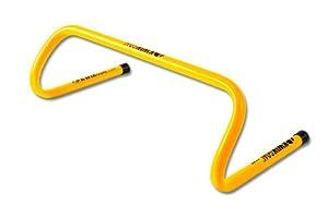 Kwik Goal Speed Hurdles (Yellow, 6-Inch)