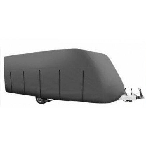 Maypole Grey Breatheable Caravan Covers 4m To 5m (14 To 17