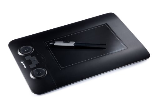 Aiptek MediaTablet Ultimate II - 16:10 Professional Graphic Tablet - Black