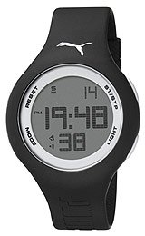 Puma Loop Digital Grey Dial Unisex watch #PU910801017