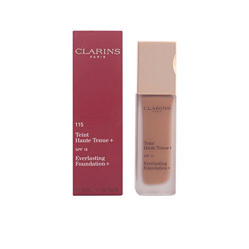 Clarins - TEINT HAUTE TENUE + SPF15 #115-cognac 30 ml-mujer