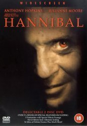 Hannibal (2 Disc Special Edition) [2001] [DVD] by Anthony Hopkins