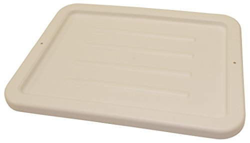 Continental 1530WH, Heavy-Duty Bus Tub Lid, White (Case of 12) (Bus Tub Metal compare prices)