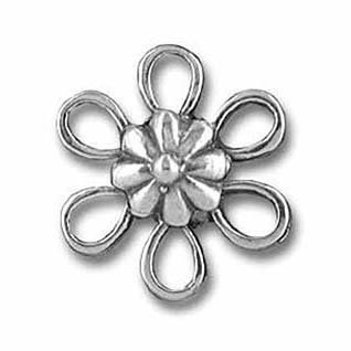 vogholic-12mm-tibetan-silver-flower-connector-links-for-jewelry-making-about-30pcs
