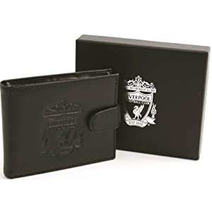 Leather Wallet from Liverpool FC