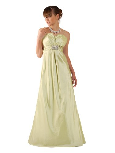 CityGirl – 3426 Abendkleid Ballkleid 1-teilig in Mint Gr. 34-50
