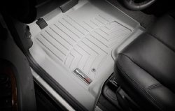 WeatherTech Custom Fit Front FloorLiner for Honda CR-V, Grey