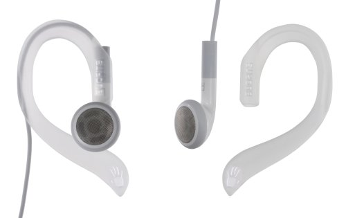 Budfits For Ipod And Iphone Earbuds (Frosted Clear) - Not Compatible With New Apple Earpods