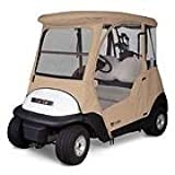 Fairway Club Car Precedent Golf Car Enclosure