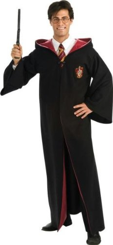 Costumes For All Occasions RU889785 Harry Potter Deluxe Adult Std