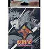 Naruto Curse of the Sand Black Theme Deck Naruto Uzumaki