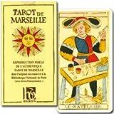 T0974 【18世紀に生まれた最古のタロット】ニコラ・コンヴェル版 タロット・デ・マルセイユ