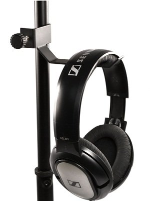 Bluecell Headphone Tambourine holder hanger clip for Microphone/Musical stand from BLUECELL