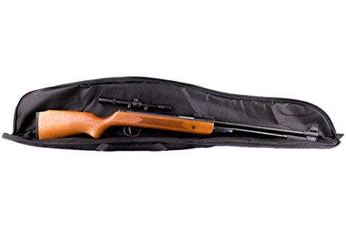 housse pour arme avec lunette fourreau de transport pour carabine 120cm vert 15 3 l univers