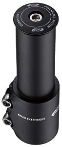 BBB BHP-22 Extension tige vélo 28,6 mm Noir