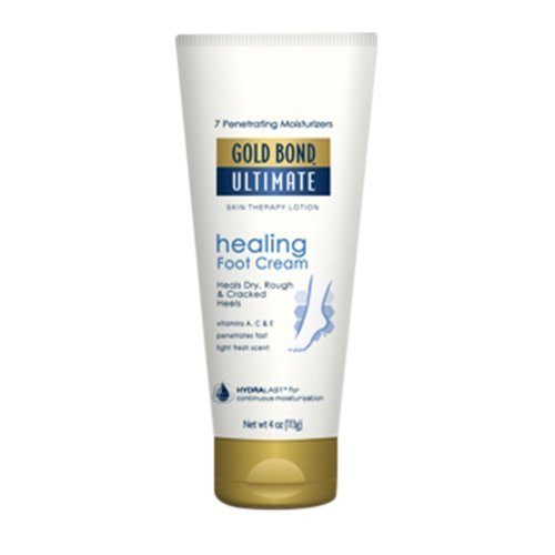 Gold Bond Ultimate Healing Foot Cream, 4 oz (Pack of 2) (Cream For Foot compare prices)