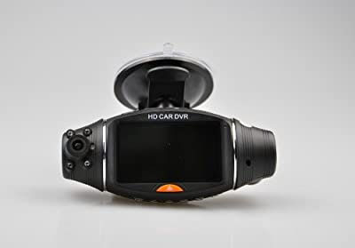SPECIAL MART / HD 2.7-inch LCD Dual Car Dvr + GPS / G-sensor Car Video Camera / Car Camera Surveillance / Digital Video Recorder/ Car Backup Camera for Auto Car Truck Vehicle