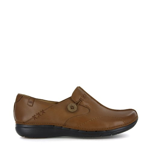 Clarks Women's Bronze Unstructured Un.Loop 7.5 B(M) US