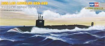 Hobby Boss USS Navy Los Angeles Submarine SSN-688 Boat Model Building Kit