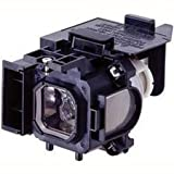 Alda PQ Replacement Projector Lamp VT75LP for NEC VT670 Projectors, module with housing