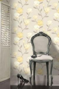 Holden Magnolia Wallpaper - Sunflower by New A-Brend