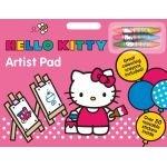 Alligator Books Hello Kitty Artist Pad
