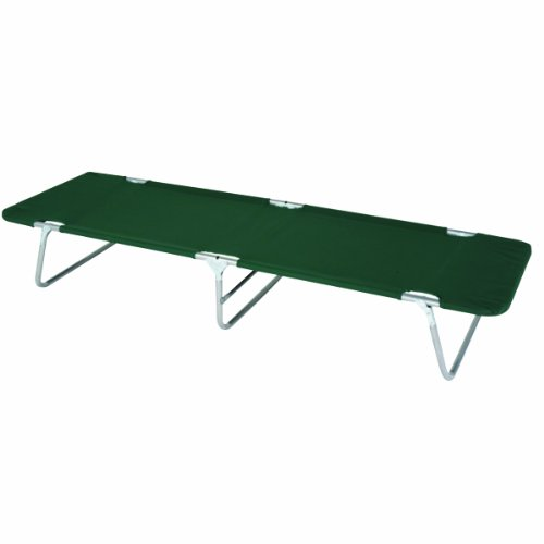 Wenzel Camp Cot front-66227