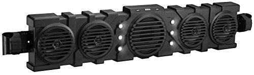 """Boss Audio Systems REFLEX BRRF46 BOSS Audio REFLEX BRRF46 1000 Watt 46"""" Amplified Bluetooth Sound Bar"""