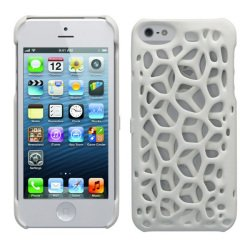 Special Sale FreshFiber Macedonia Case for Apple iPhone 5 - White