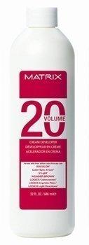 Matrix Solite 20 Volume Developer - 16 oz (Matrix Cream Developer 20 compare prices)