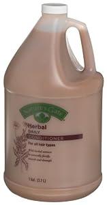 Nature S Gate Herbal Conditioner Gallon