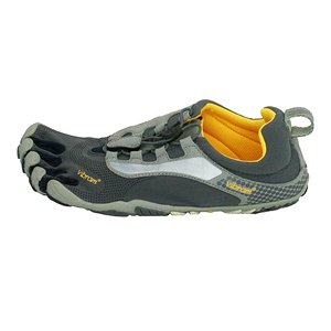 Vibram Fivefingers Bikila LS (44, Castle Rock/Navy/Grey) - M3552