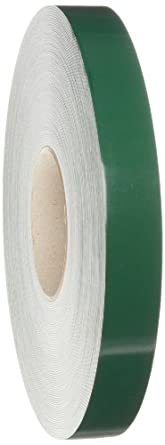 """Morris Products 22520 Double Sided Adhesive Tape, 1.10"""" Width, 165ft Length"""