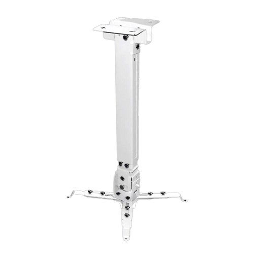Pyle Prjcm3 Universal Projector With Telescoping Height And Angle Adjustment (White) front-857487