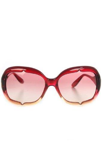 john-galliano-womens-genuine-red-red-sunglasses