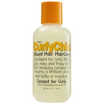 Curly Chic Mixed Hair Care Coconut for Curls 5oz