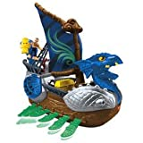 Fisher Price Imaginext Serpent Pirate Ship