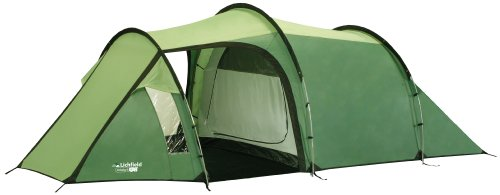 Lichfield Arisaig 4 Man Tent -Dark Ivy/Forest Shade