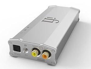 iFi Audio 「iFi micro iLink」据置型 USB DDC(デジタル-デジタルコンバーター)