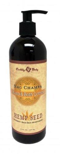 Hand & Body Lotion Velvet Nag Champa 16oz