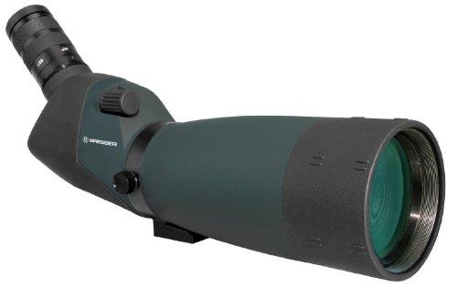 Bresser Pirsch 4321500 20-60 X 80 Spotting Scope (Black)