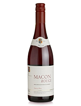 2012 Mâcon Rouge