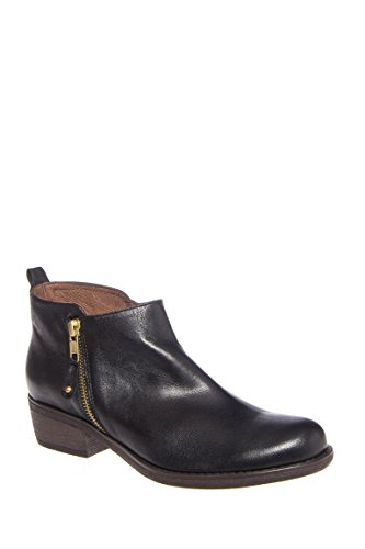 London Low Heel Boot