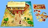 img - for Noah's Ark Full of Animals: A Pop-Up Playbook book / textbook / text book