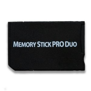 8GB Memory Stick PRO Duo for PSP, Camera, Phone, Photo Frame, MicroSD Plus Adapter (EGMSPD8)